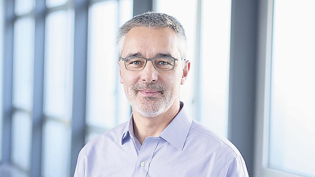 Porträt: Prof. Dr. Ulrich Mrowietz