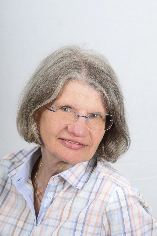 Dorit-Gisela Schmücker, 1. Vorsitzende des Bundesverbandes Neurodermitis e.V.