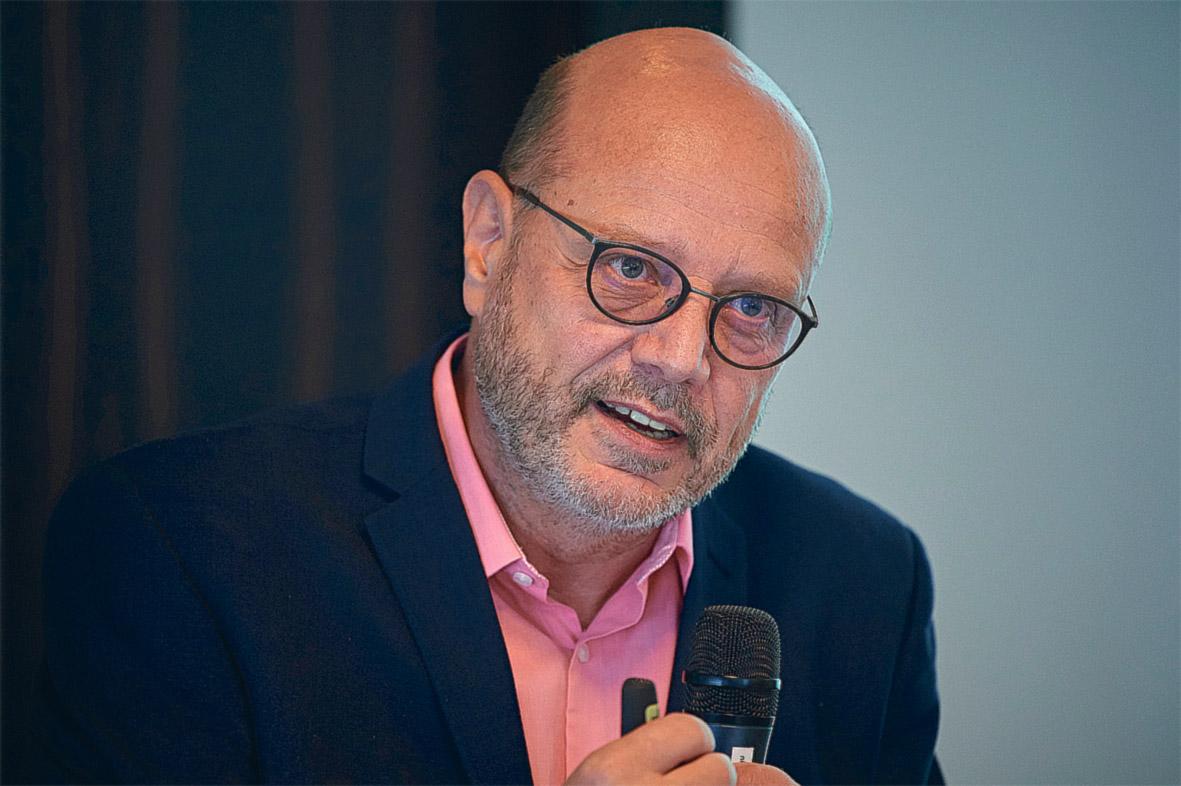 Portrait: Prof. Dr. med. habil. Hans-Jürgen Tietz