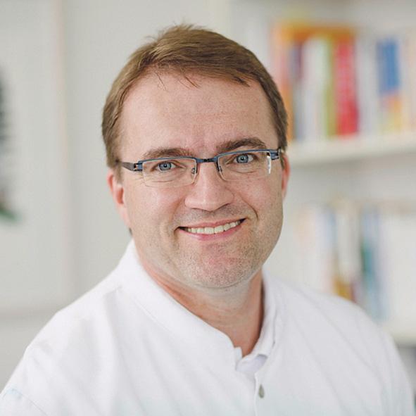 Porträt von Prof. Dr. Matthias Augustin, Universitätsklinikum Hamburg-Eppendorf