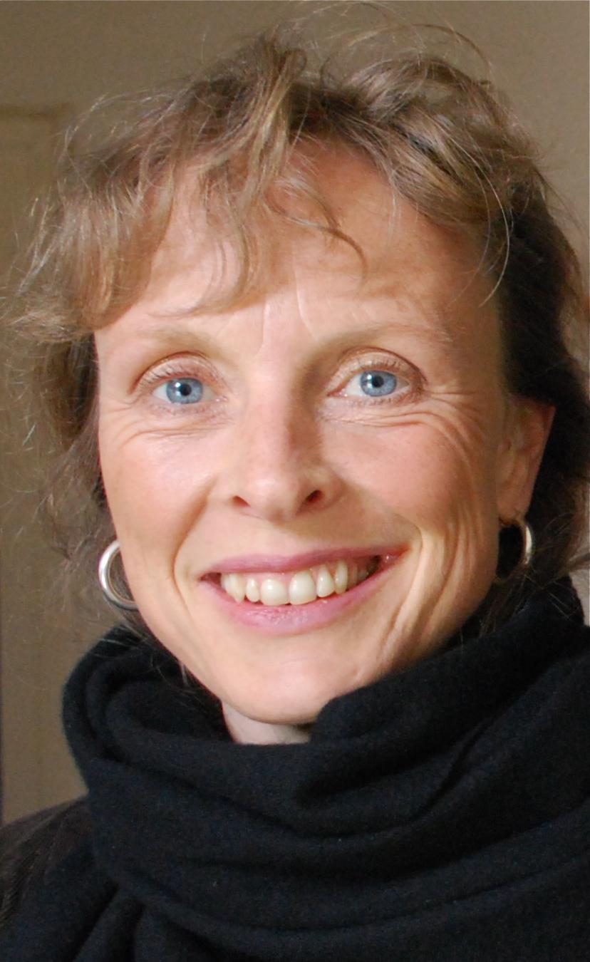 Porträt: Dr. Imke Reese, selbstständige Ernährungsexpertin mit dem Schwerpunkt Allergologie