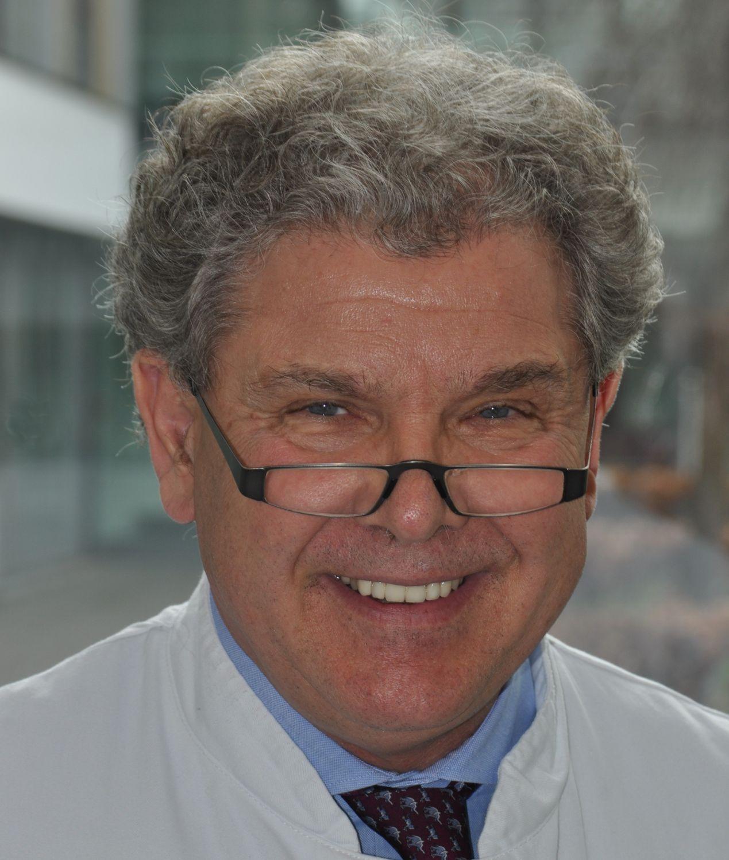 Portrait: Prof. Stadler